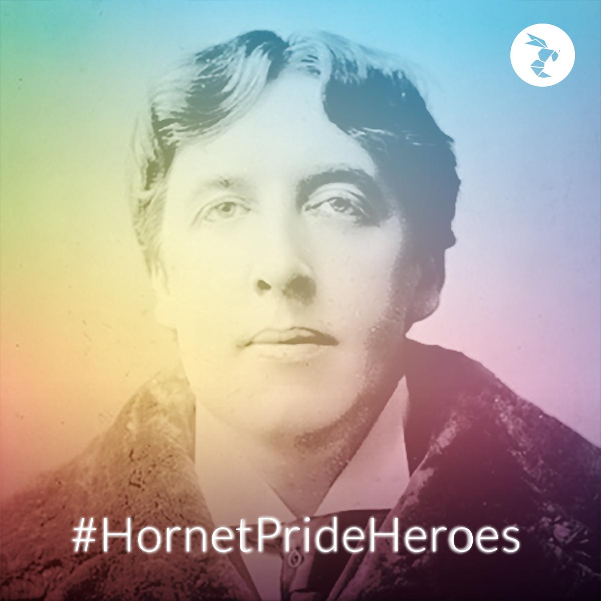 Hornet Pride Heroes oscar wilde