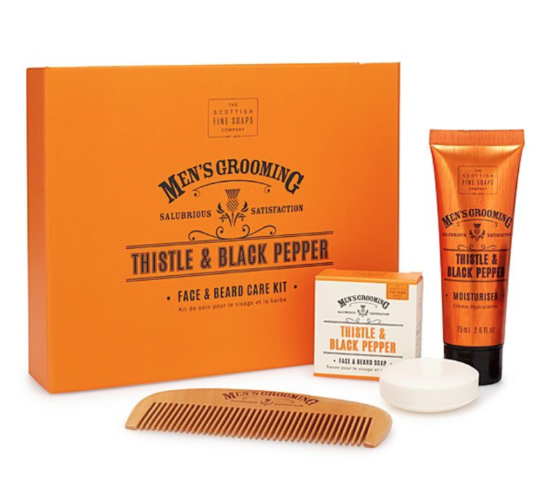 current obsessions beard kit