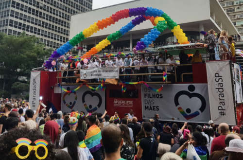 São Paulo Pride 2018 feat