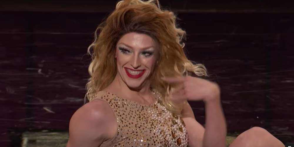Mira a Laganja Estranja Participar en el Estreno de 'So You Think You Can Dance'