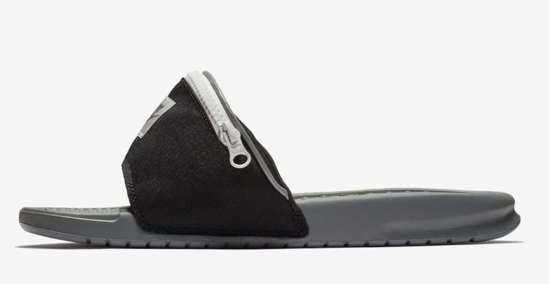 nike fanny pack sandal