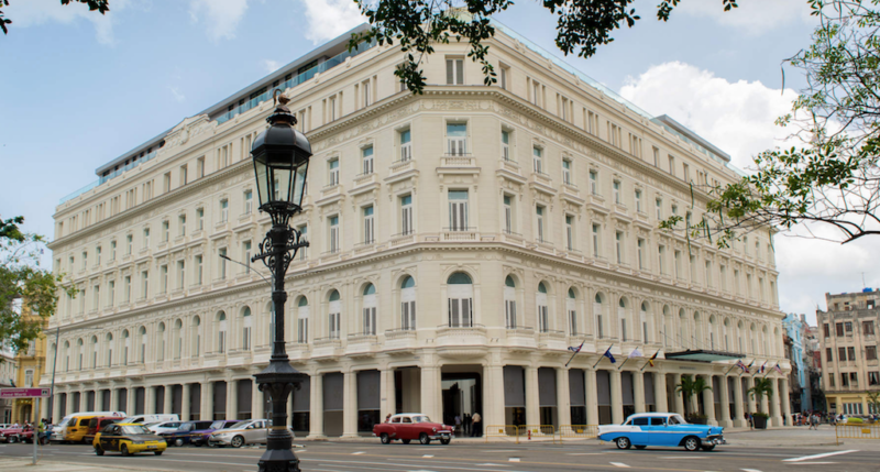 gay havana gran hotel manzana เกย์ Havana
