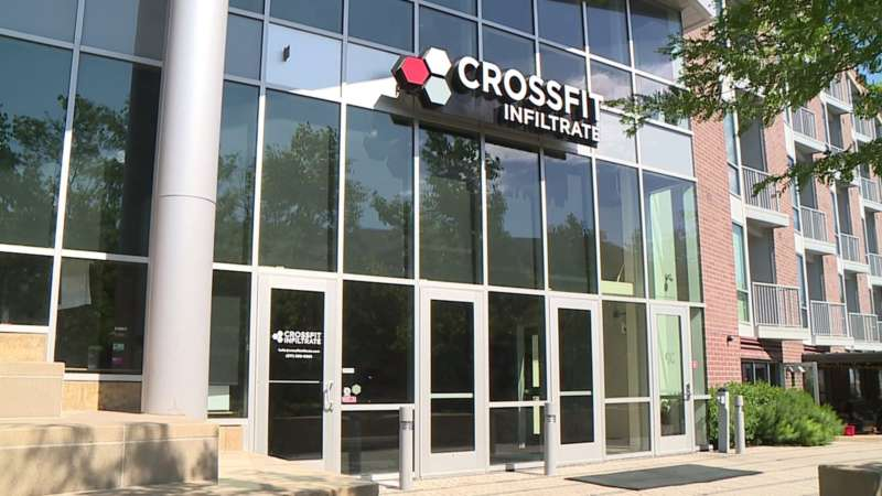 crossfit infiltrate building