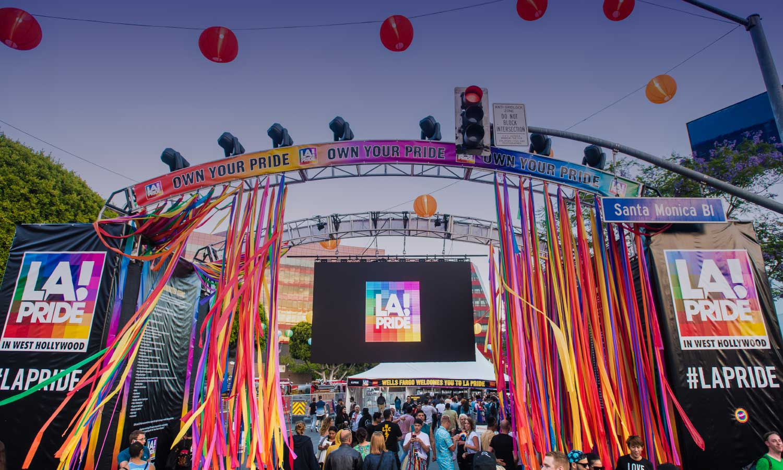 L.A. Pride 2018 teaser