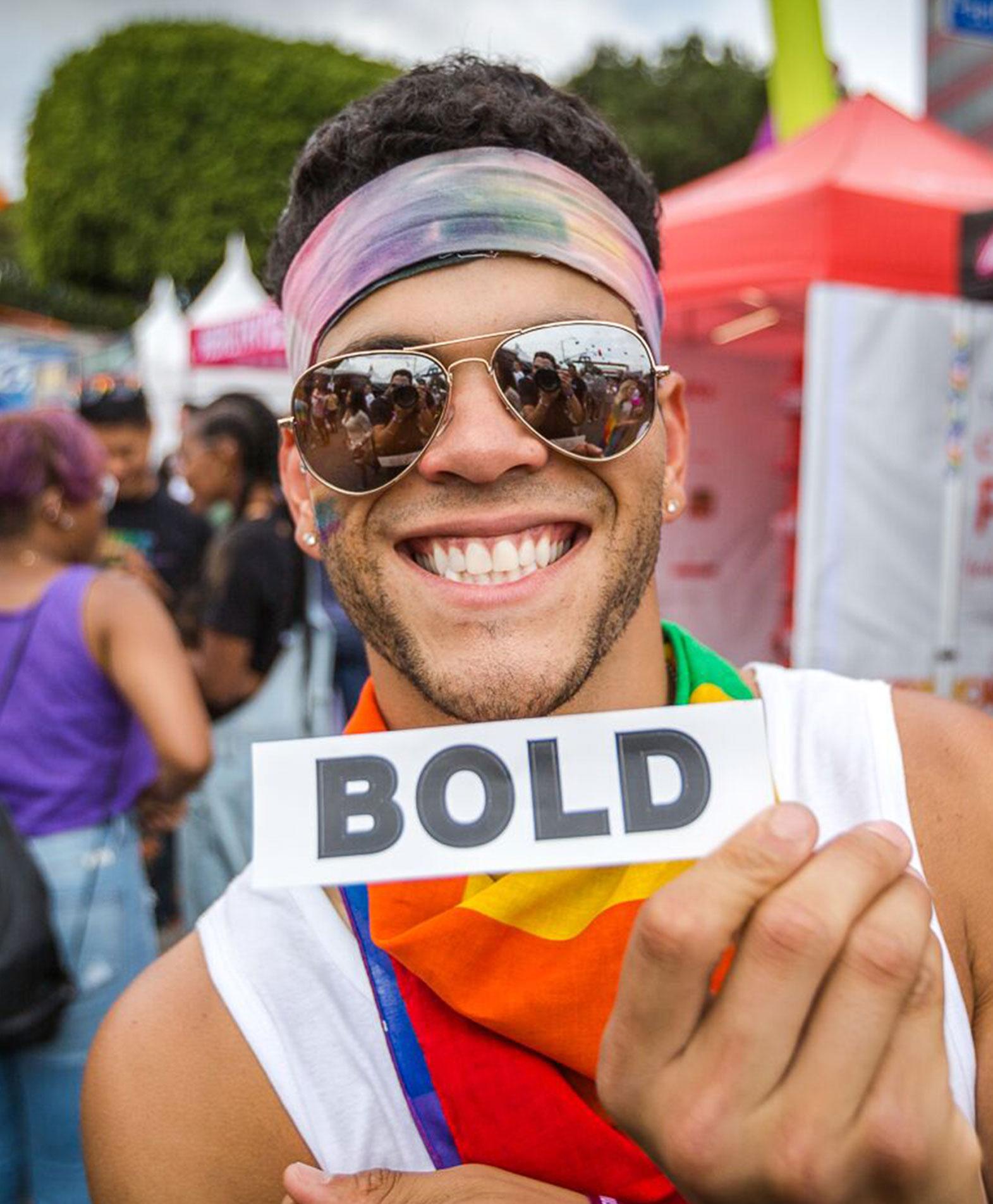 L.A. Pride 2018 bold