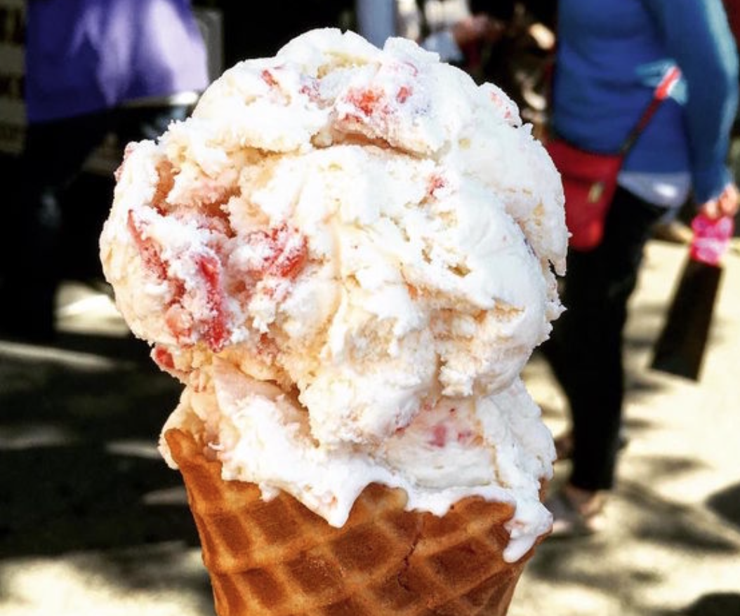 Current Obsessions: Lobster Ice Cream ...
