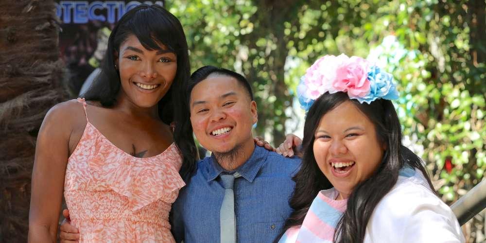 Trans Pride L.A. feat andrea jenkins