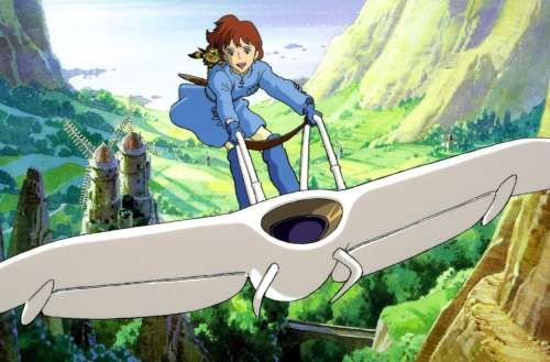 Nausicaa of the Valley of the Wind feat