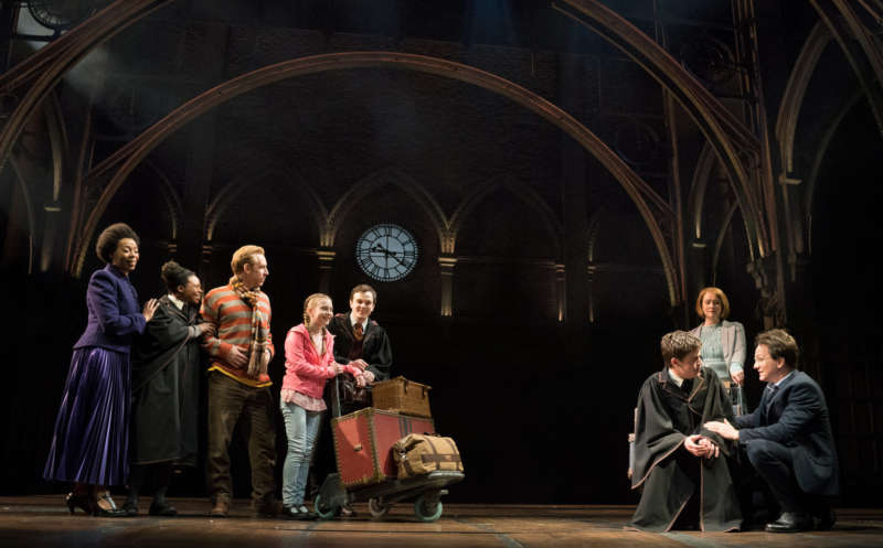 harry potter tony winners