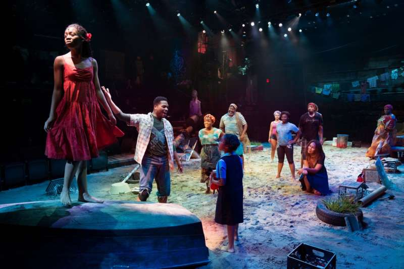 once on this island tony winners