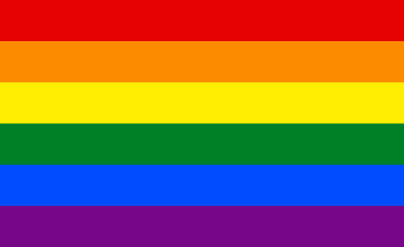 lgbtq flag colors 02, gay Iranian asylum 02