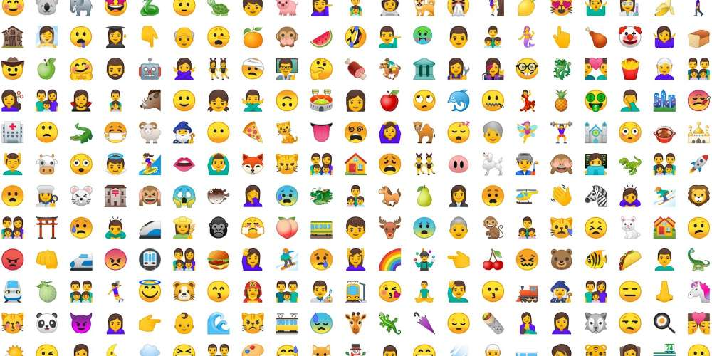 Sneak a Peek at the Gender-Neutral Emoji Coming to Android Phones