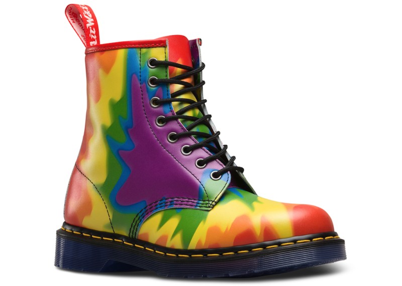 pride products doc martens