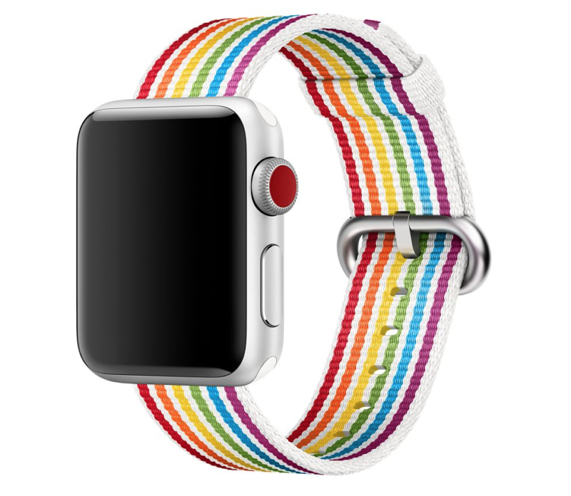 pride products apple watch bands
