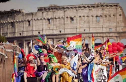 Rome Pride 2018 01