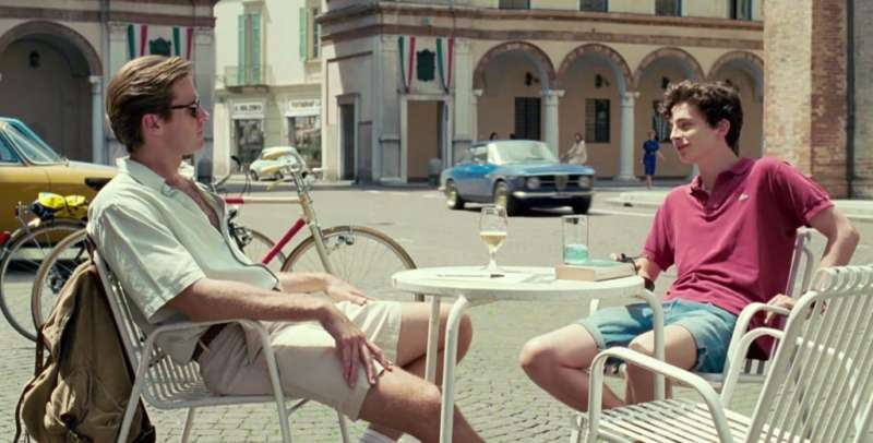 call me by your name tour table ทัวร์ Call Me By Your Name