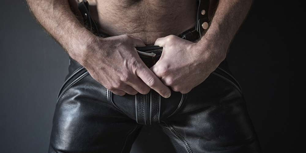 Let's Dissect Queer Men's Longstanding Connection to Leather and BDSM