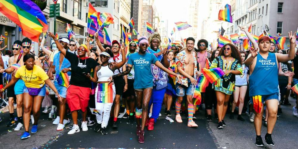 For the First Time Ever, Every Major American Pro Sports League Will March in NYC Pride