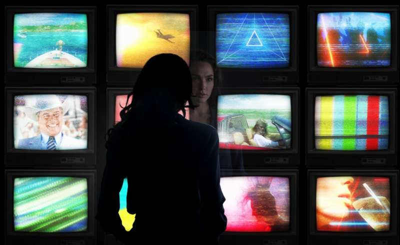 wonder woman 1984 silence=death tvs