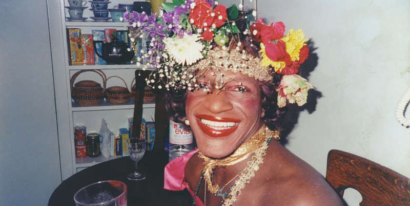 marsha p. johnson first brick at stonewall history of stonewall queer women of color