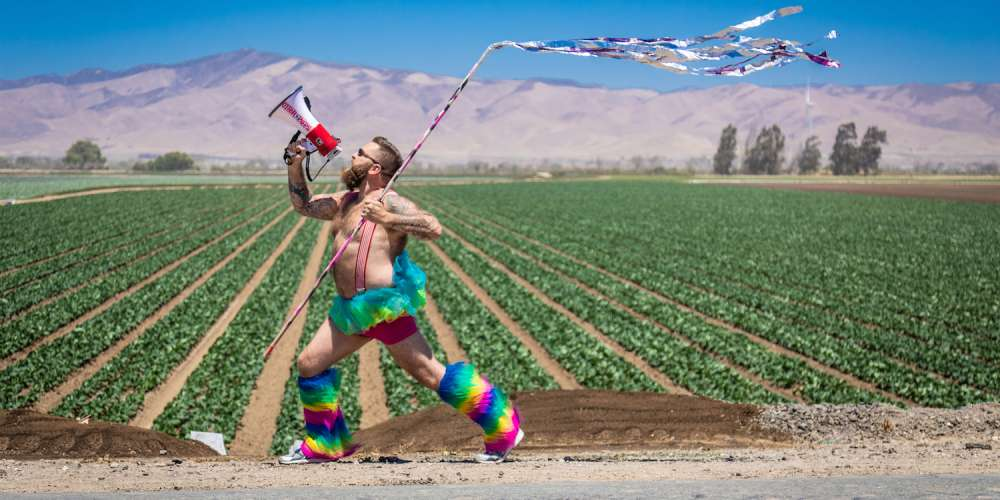 For More Than a Decade, the Otter Pop Stop Has Been a Highlight for AIDS/LifeCycle Riders