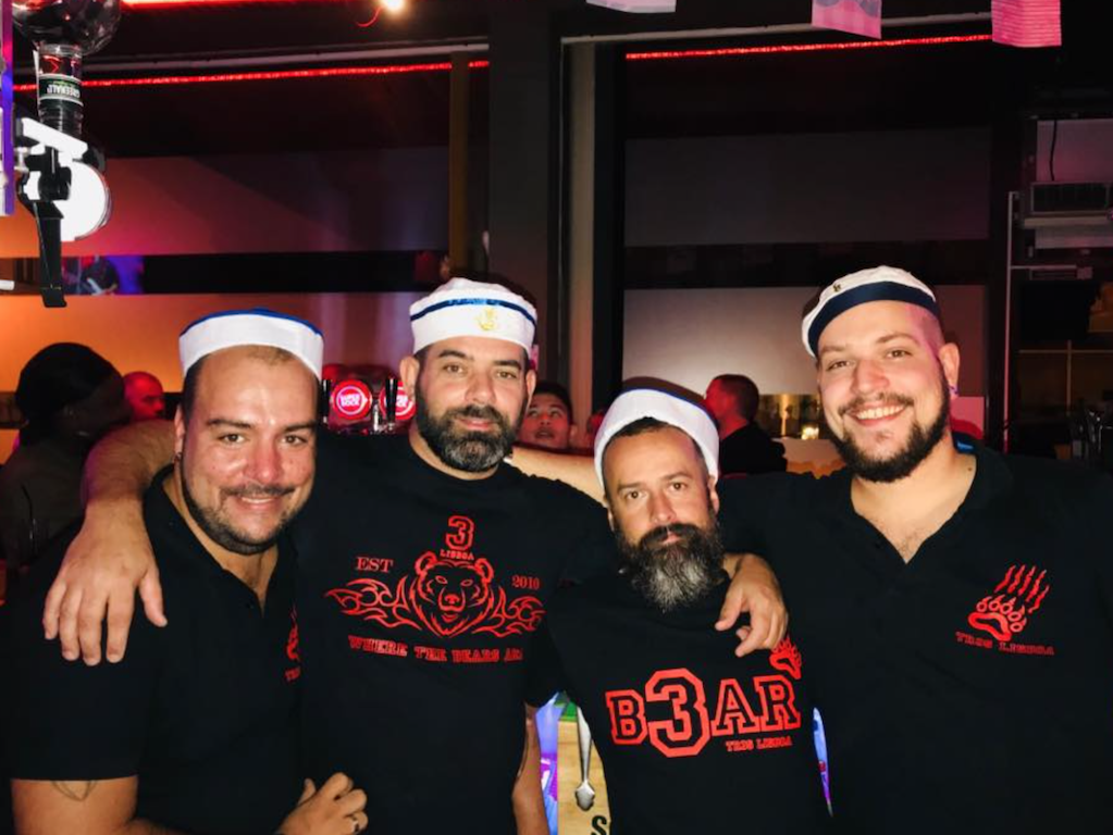 gay lisbon guide tr3s bar