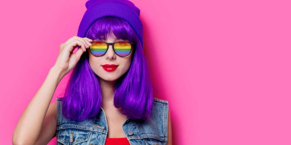 紫色是新的粉紅色─同志對流行顏色的新歡舊愛 (上)