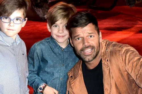 ricky martin interview