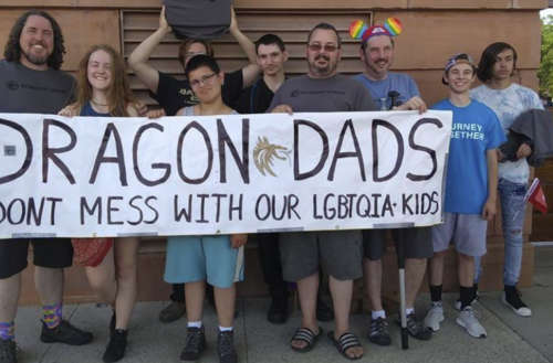 dragon dads