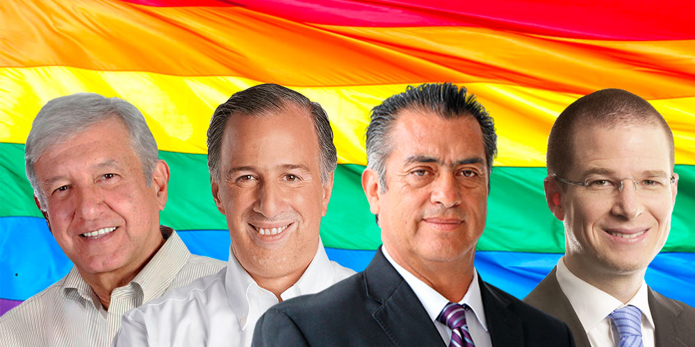 New Hornet Survey Names the Winner of the Mexican Presidential Election's Gay Vote