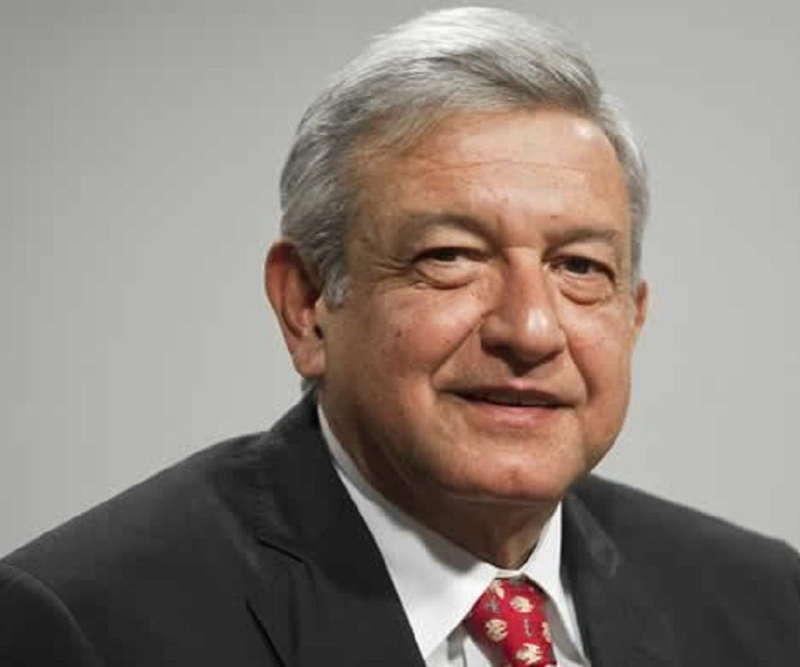 Andrés Manuel López Obrador mexican presidental election