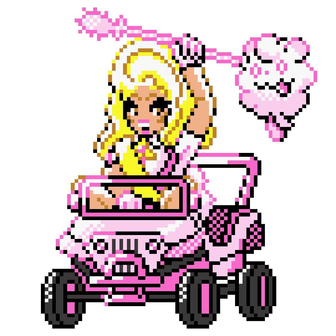 trixie mattell rupaul's drag race pokémon