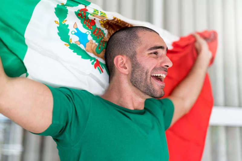 World Cup homophobia, Mexican fans 2 แฟนบอลชาวเม็กซิโก