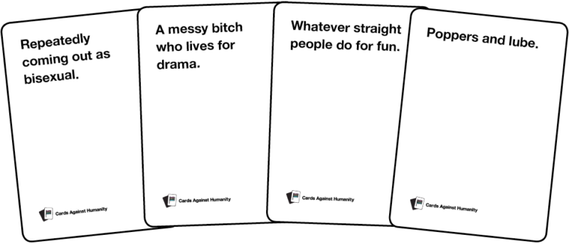 cards against humanity pride pack cards