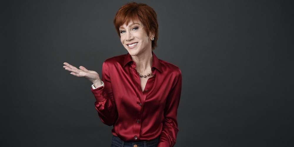 Kathy Griffin Spills All: Fallout From 'The Photo' and How She Handles the 'Automated Hate' of Social Media
