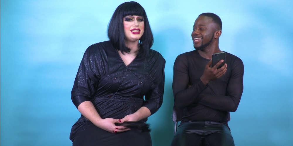 Conseils de drag: Veronika et Waly répondent aux questions des internautes sur l'alcool et le sexe