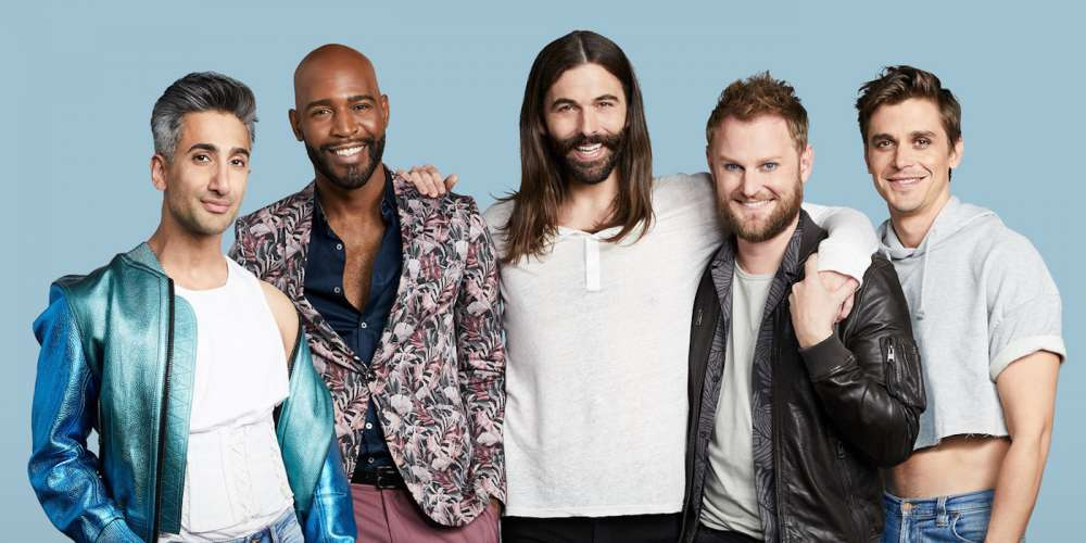 The 'Queer Eye' Guys Each Made Spotify Pride Playlists, But Which One Gags Us the Most?