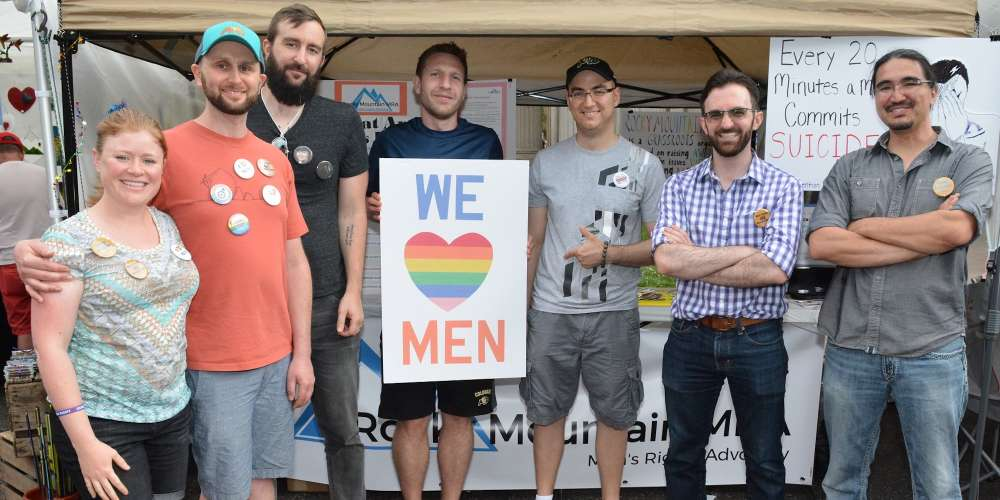Denver PrideFest Banned a Men's Rights Organization From Taking Part