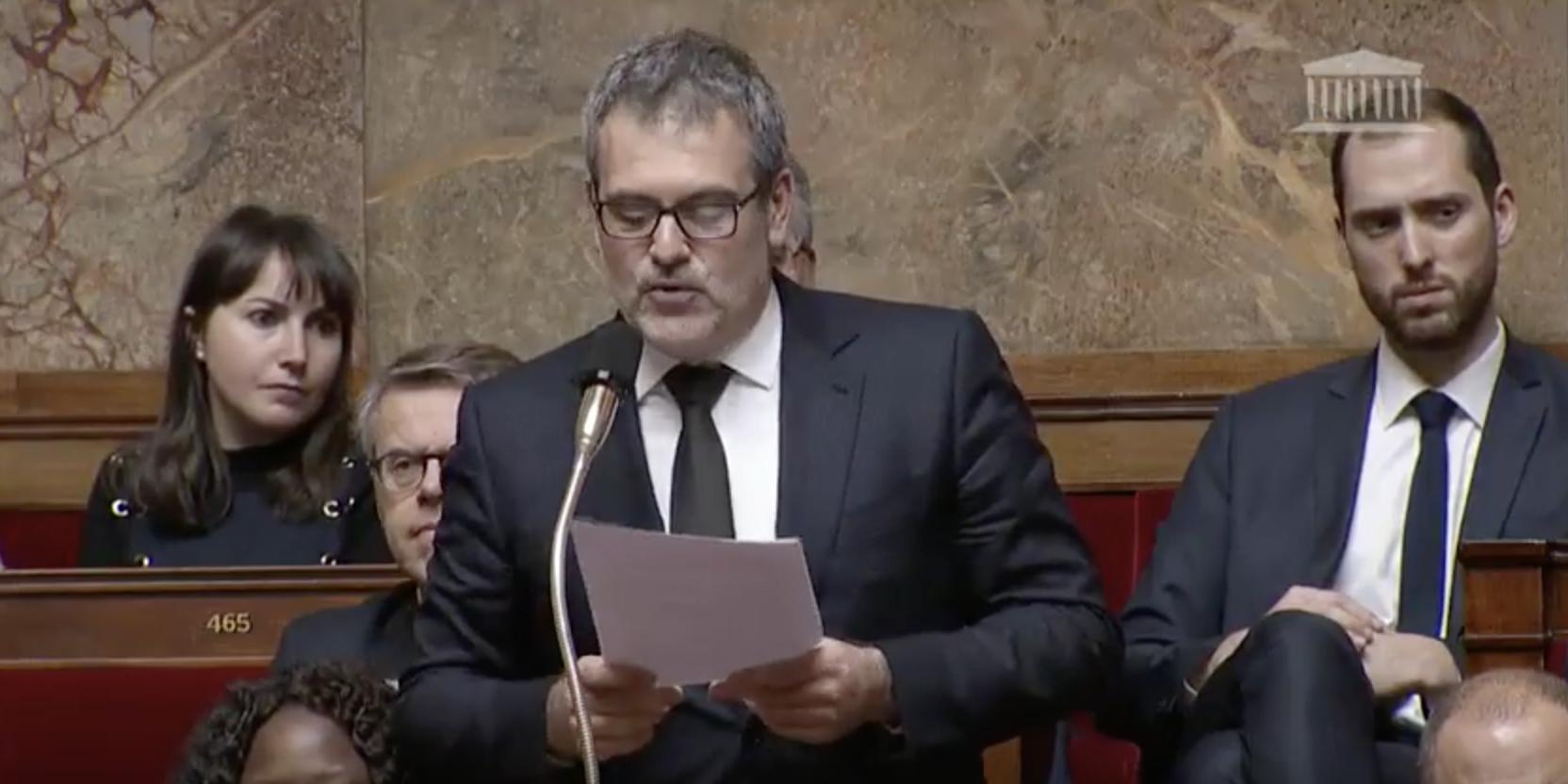 Le député Raphaël Gérard (LREM) fait son coming-out
