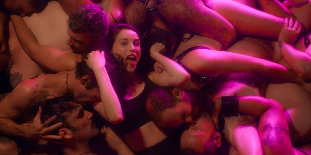 This New St. Vincent Music Video Features the Bear Orgy You've Been Looking for All Pride Month