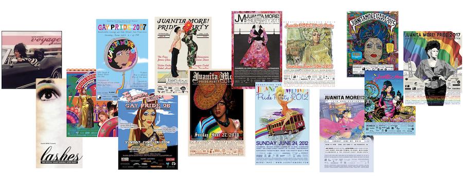 juanita more posters
