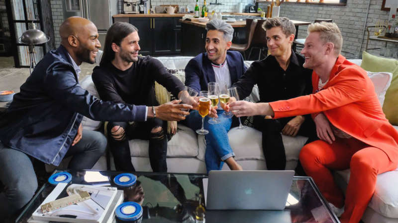 Queer Eye season 2 criticisms dead queer eye heard of hearing
