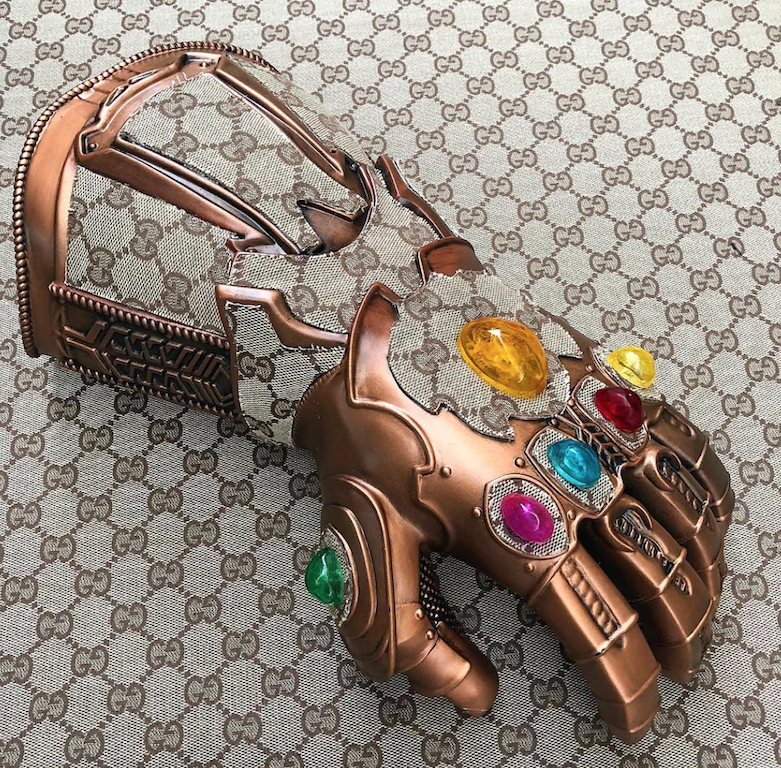 current obsessions gucci gauntlet