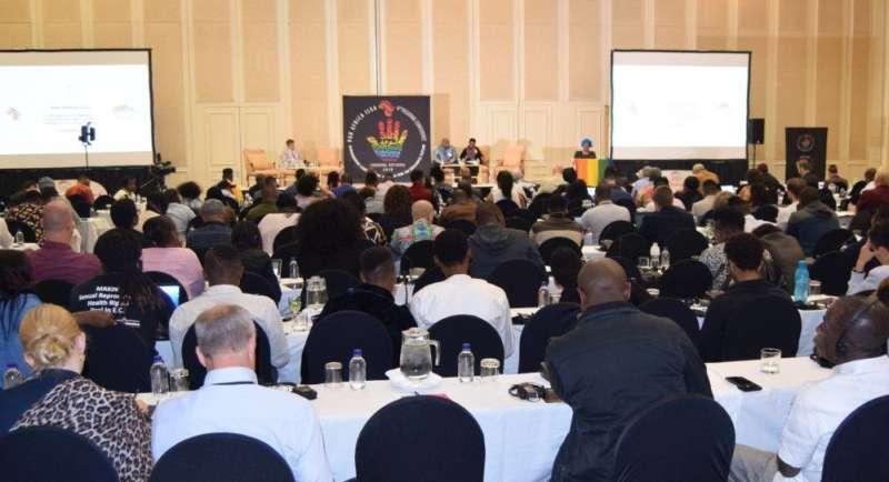Pan Africa ILGA conference
