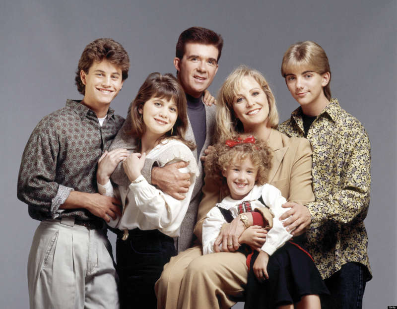 growing pains reboots without the star the conners
