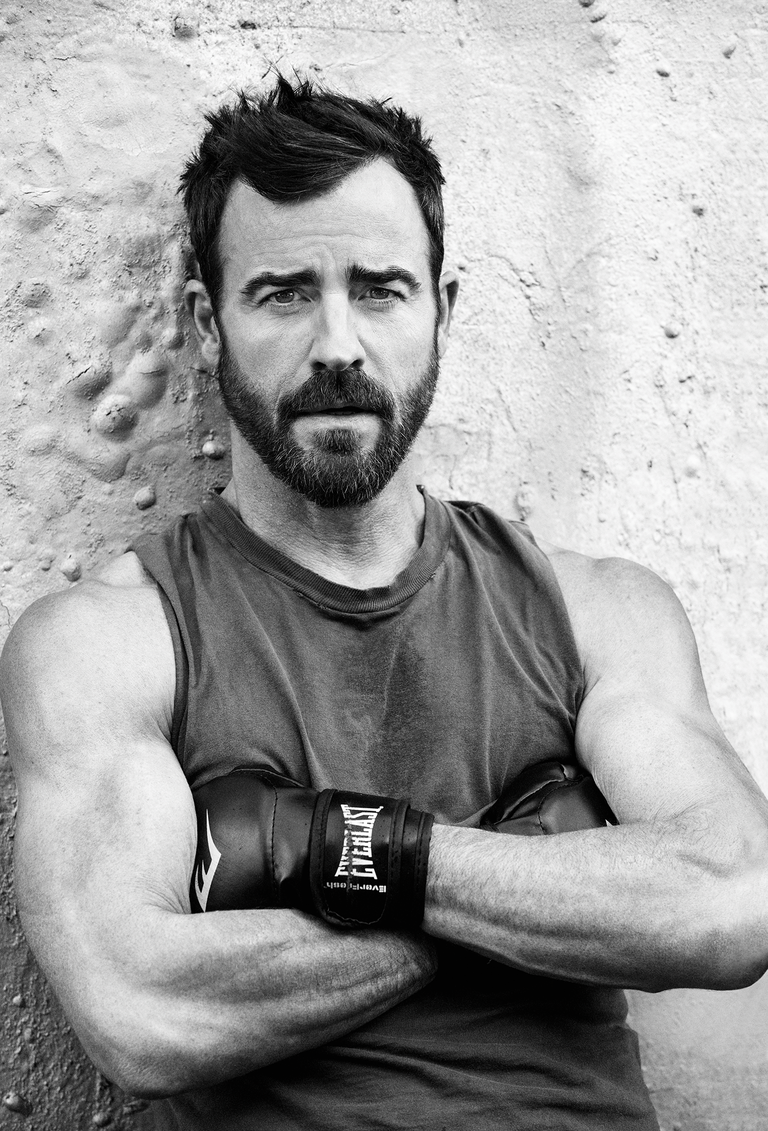 Justin Theroux Workout men's health