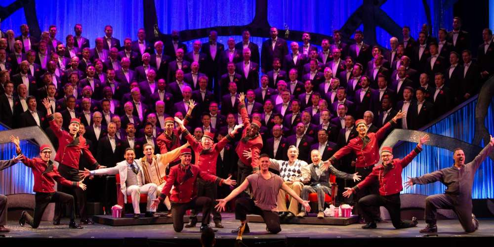 After a Bomb Scare This Past Weekend, for the Gay Men's Chorus of L.A. the Show Must Go On