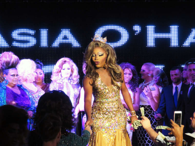 asia o'hara should win