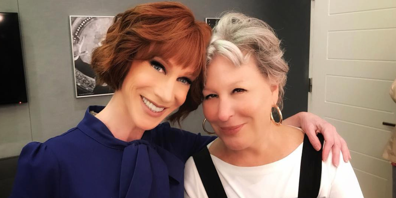 kathy griffin at carnegie hall
