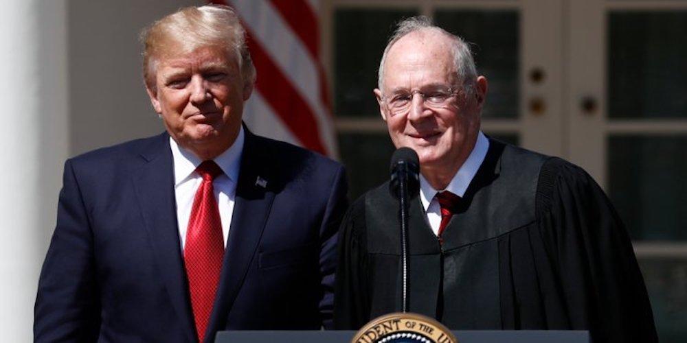 justice kennedy retiring trump
